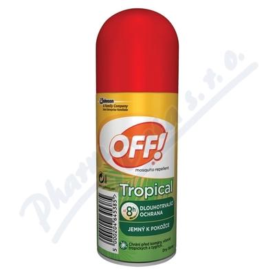 OFF Tropical sprej 100ml