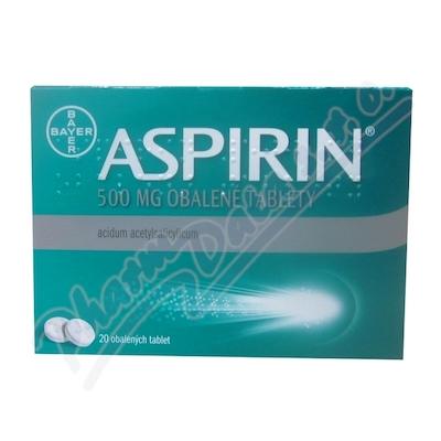 Aspirin 500mg tbl.obd.20x500mg