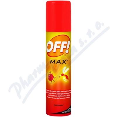 OFF! Max spray 100ml