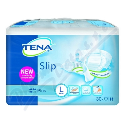 Ink.kalh.TENA Slip Plus Large 30ks 710730