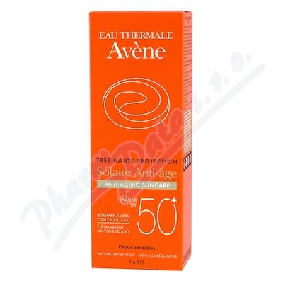 AVENE Sun Sluneční Anti-age SPF50+ 50ml