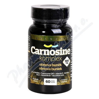Salutem Carnosine komplex 900 mg 60 tabliet