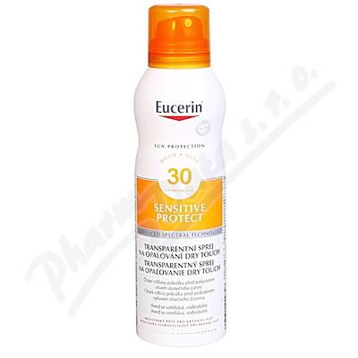 EUCERIN SUN Trans. spr. Dry Touch SPF30 200ml_2018