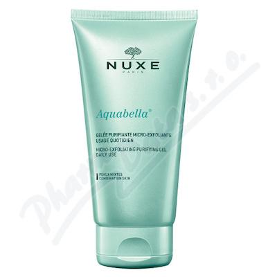 NUXE Aquabella Mikroexfoliační čisticí gel 150 ml