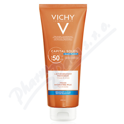 VICHY Capital Soleil Mléko BEACH SPF50+ 200 ml