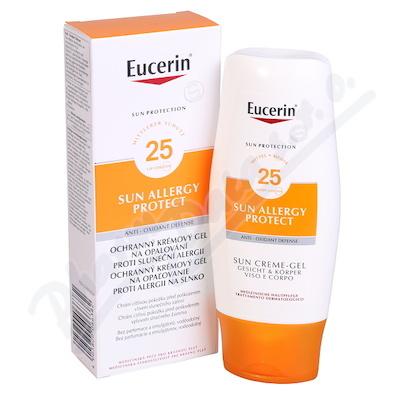 EUCERIN SUN Gel proti sluneční alergii SPF25 150ml