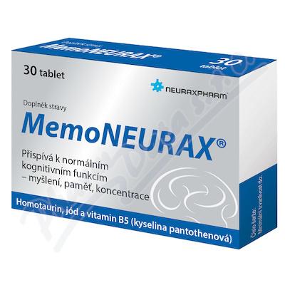 Farmax Memoneurax 30 tabliet