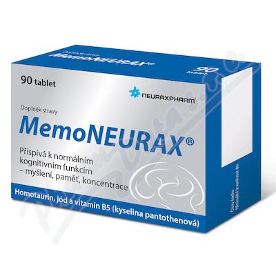 MemoNEURAX tbl.90