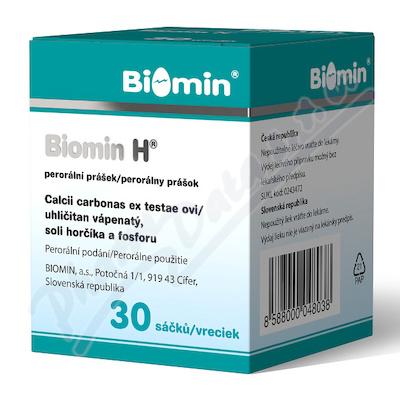 Biomin H 1110mg/15mg/1.8mg por.plv.30x3g sáčky