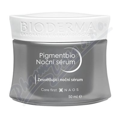 BIODERMA Pigmentbio noční sérum 50ml