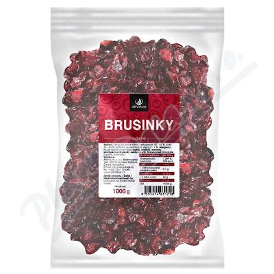 Allnature Brusinka (klikva) sušená 1000 g