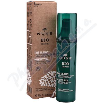 Nuxe Bio Zdokonalující tónovaný krém Medium 50ml