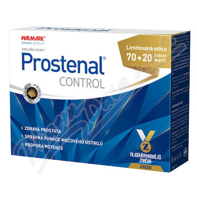WALMARK Prostenal CONTROL PROMO 2021 90 ks