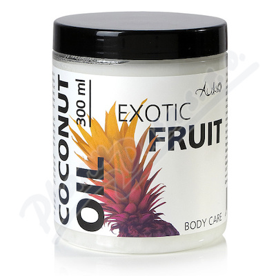 AUKSO Kokosový olej bodycare Exotické ovoce 300 ml
