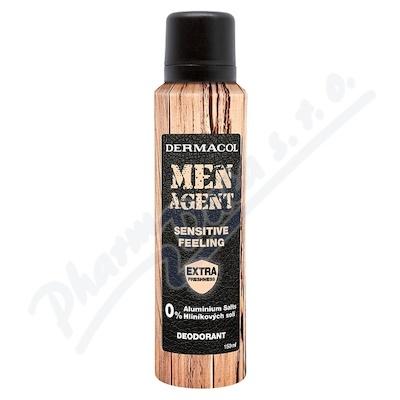 Dermacol Men Agent deo Sensitive feeling 150ml