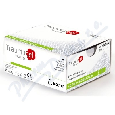 Traumacel Biodress 10x10cm 10ks