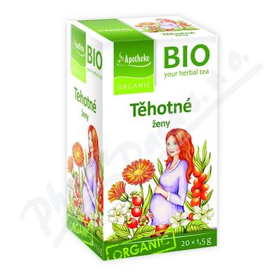 Apotheke BIO Těhotné ženy čaj nál.sáčky 20x1.5g