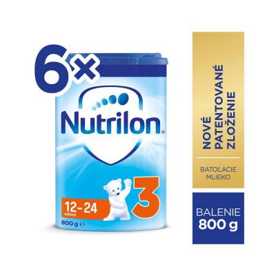 Nutrilon 3 6 x 800 g