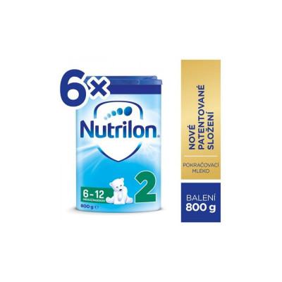 Nutrilon 2 6 x 800 g