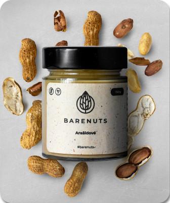 BARENUTS Arašídové máslo 150g