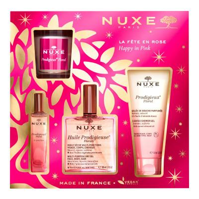NUXE XMAS La fête en rose