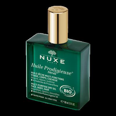 Nuxe Bio multifunkčný suchý olej Néroli 100 ml