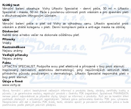 VICHY Liftactiv Specialist XMAS pack 2020